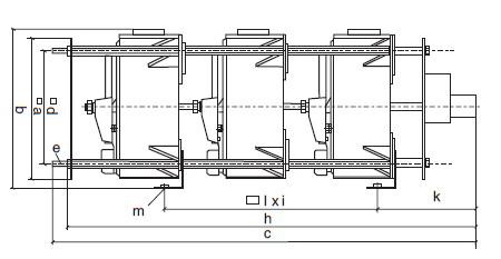 Regulační autotransformátory s motorickým pohonem - 3
